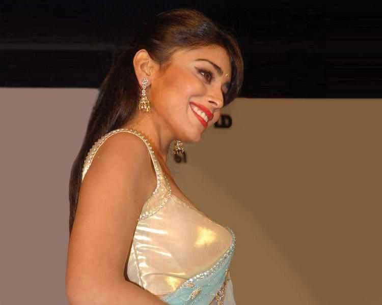 Shriya Saran Gorgeous Smile Pic