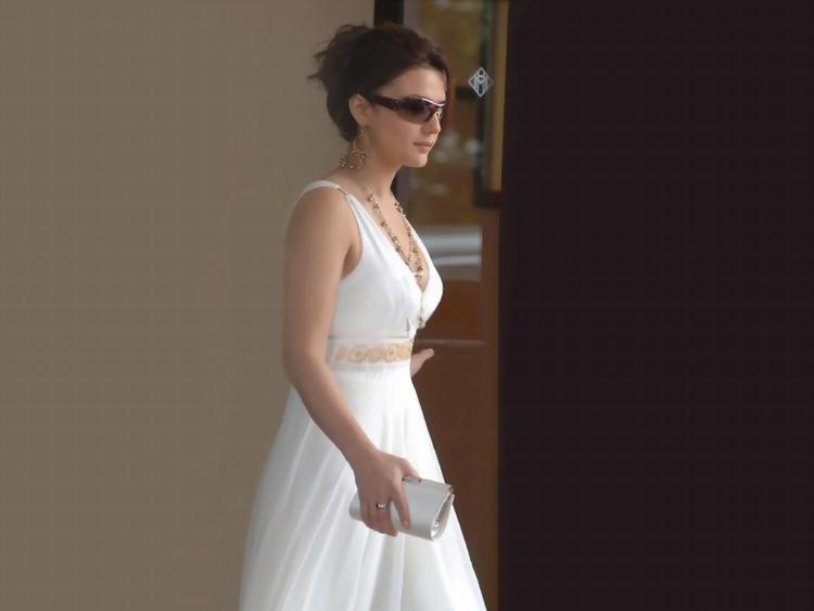 Preity Zinta White Shirt Stylist Photo