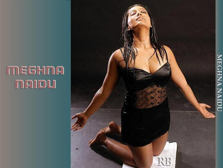 Meghna Naidu Latest Sexy Wallpaper