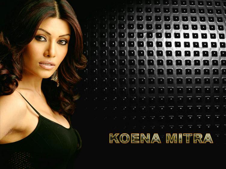 Koena Mitra Hot Wallpaper