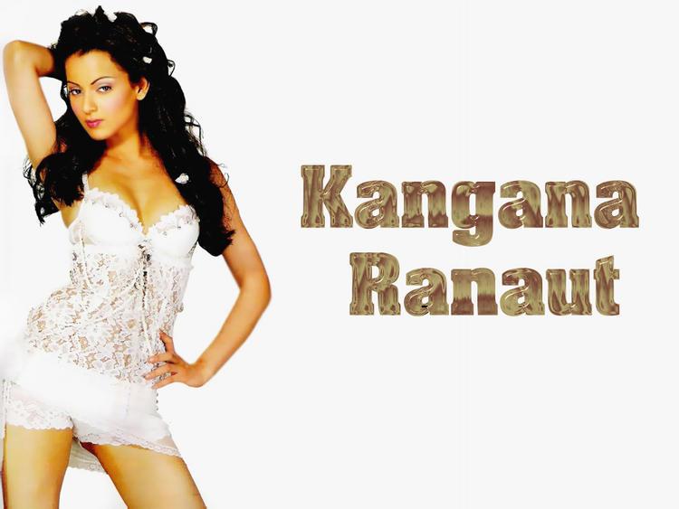 Kangana Ranaut Hot Gorgeous Wallpaper
