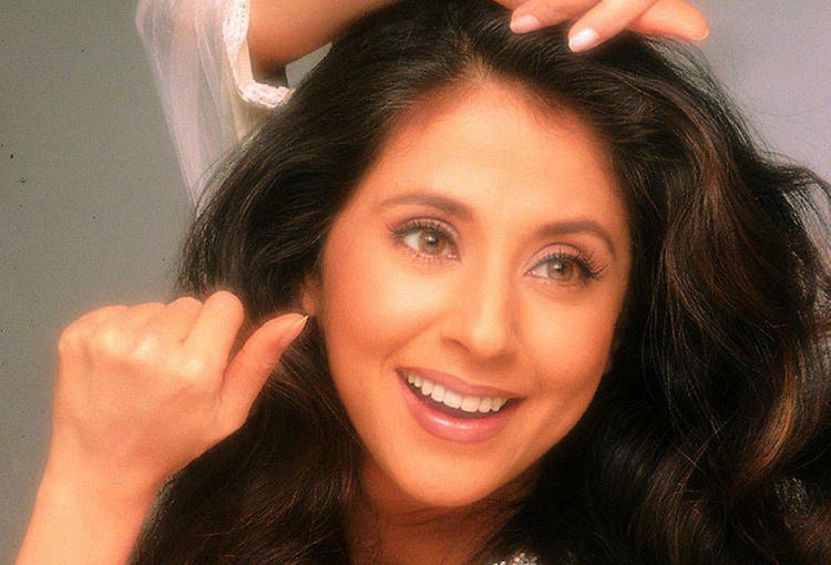 Urmila Matondkar With Beauty Smile Still