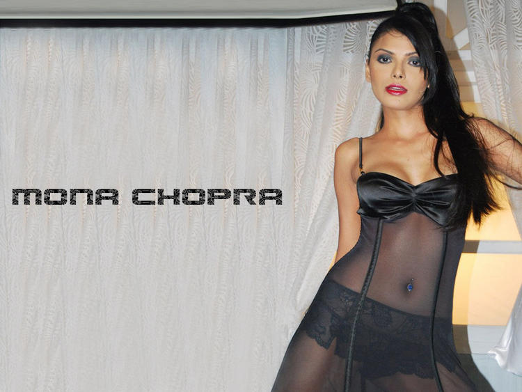 Mona Chopra Sexy Dressing Wallpaper