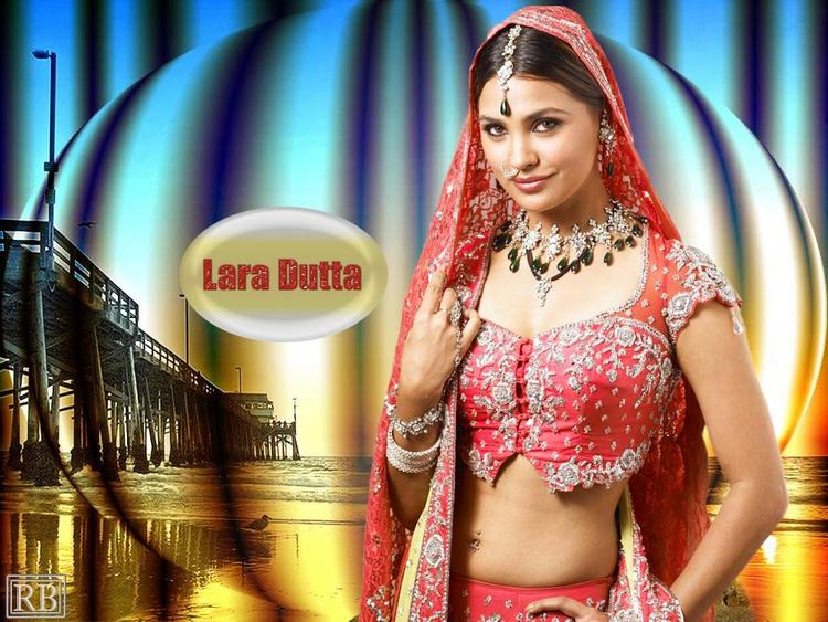 Lara Dutta Bridal dress Beautiful Wallpaper