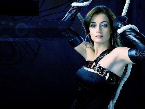 Diya Mirza Hottest Photo Shoot