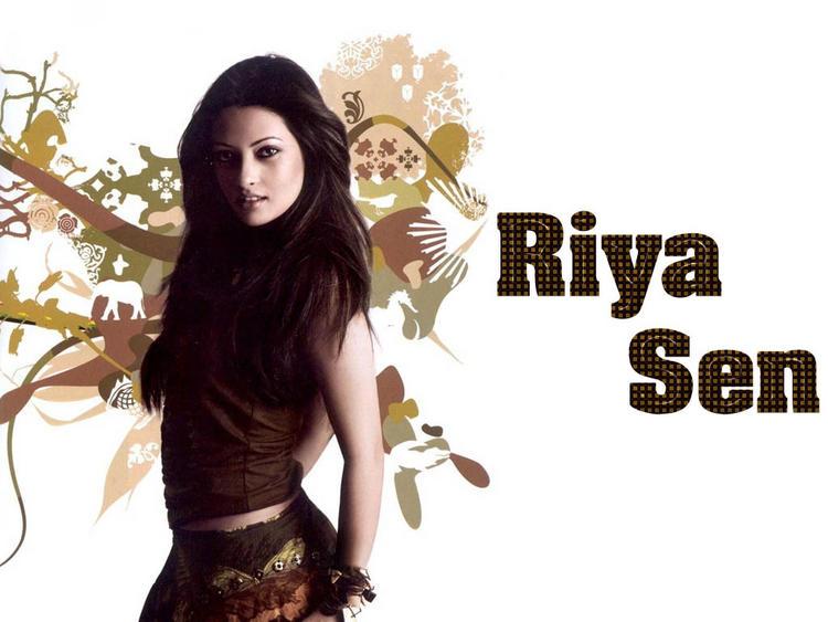 Beautiful Riya Sen Wallpaper