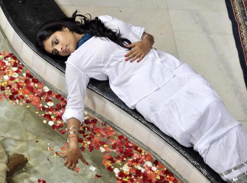 Ramya Deadly Pose Photo Shoot