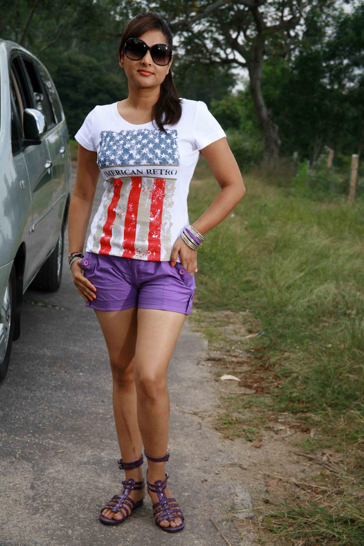 Ramya Latest Hot Stylist Photo Shoot