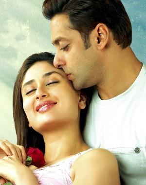 Salman and Kareena Romance Still