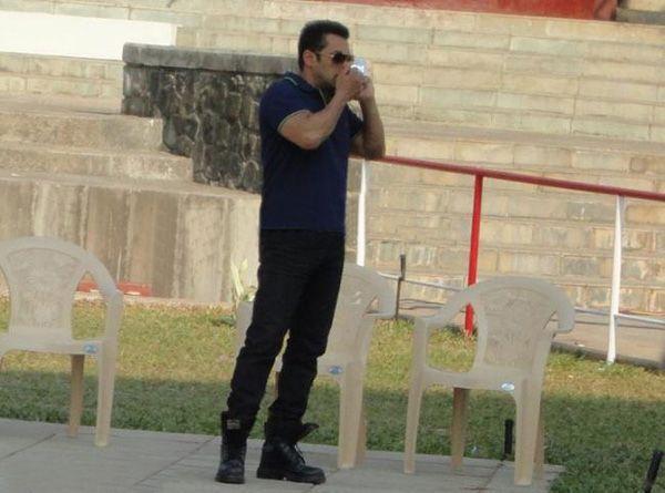 Salman In Bodyguard