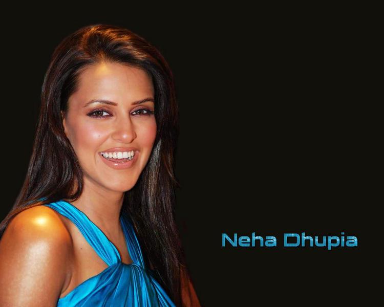 Bold Actress Neha Dhupia Wallpaper