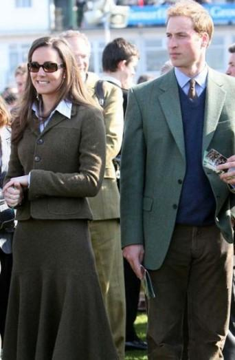 Prince William and Kate Middleton Stunning Pic