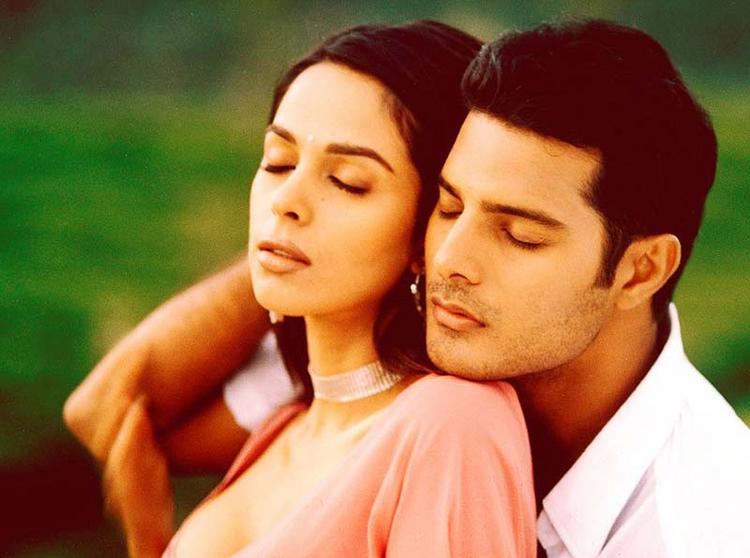Mallika Sherawat And Himanshu Malik Hot In Khwahish