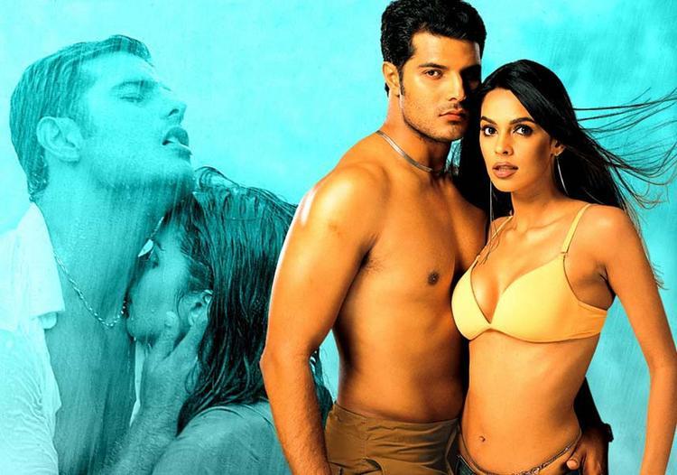 Mallika Sherawat and Himanshu Malik Latest Hot Still