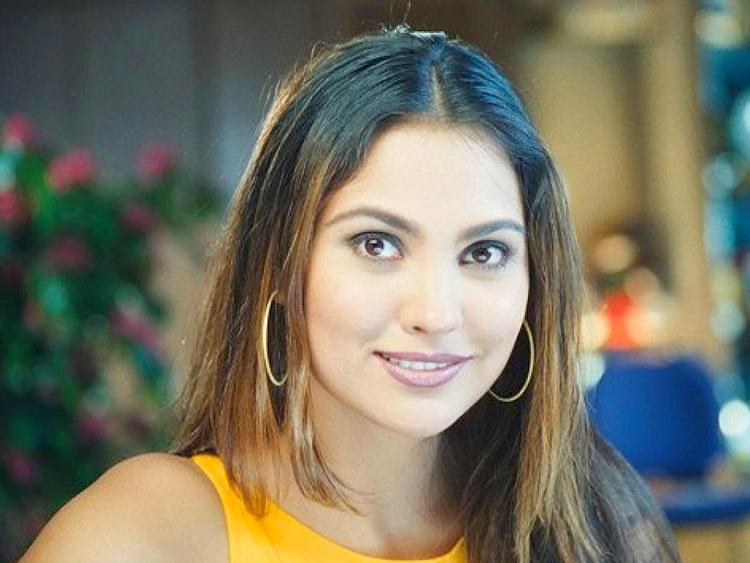 Lara Dutta Glowing Attractive Face Still