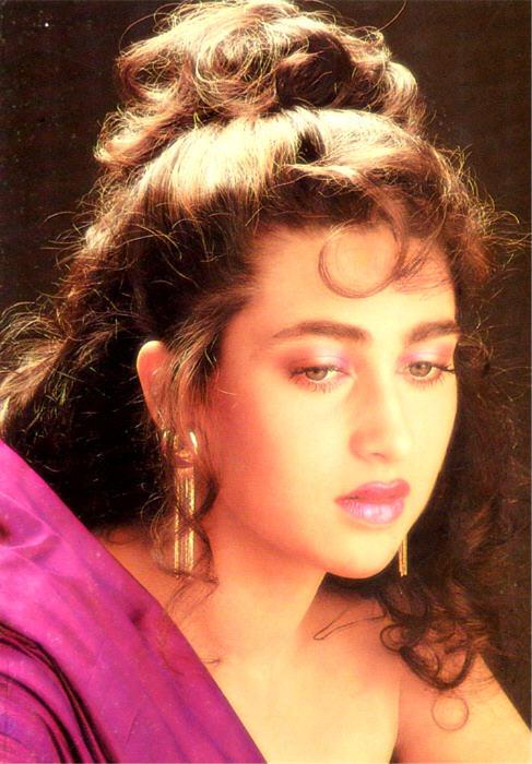Cute Karishma Kapoor Innocent Still