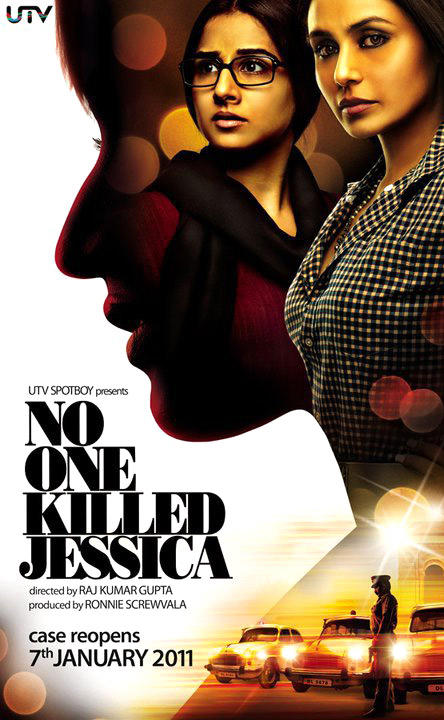 Vidya Balan In No One Killed Jessica Movie