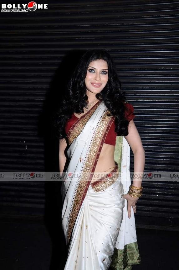 Nandana Sen In Saree Sexy Pics