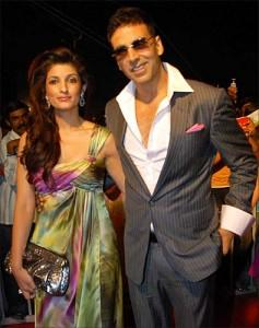 Twinkle Khanna And Akshay Kumar Stylist Pics