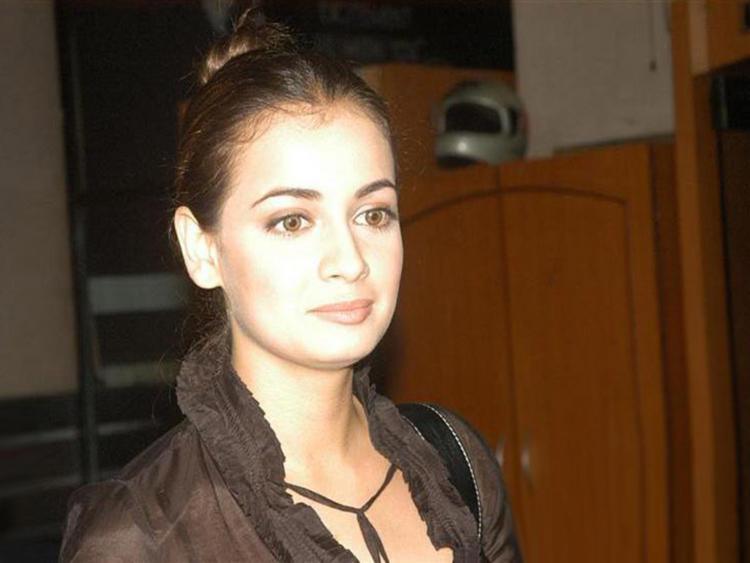 Diya Mirza Latest Stunning Face Still