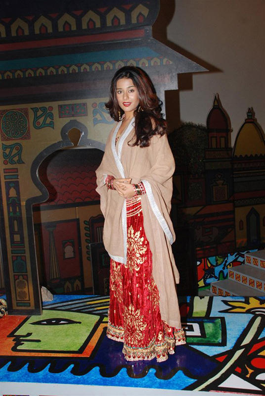 Amrita Rao Looking Beautiful In This Dress