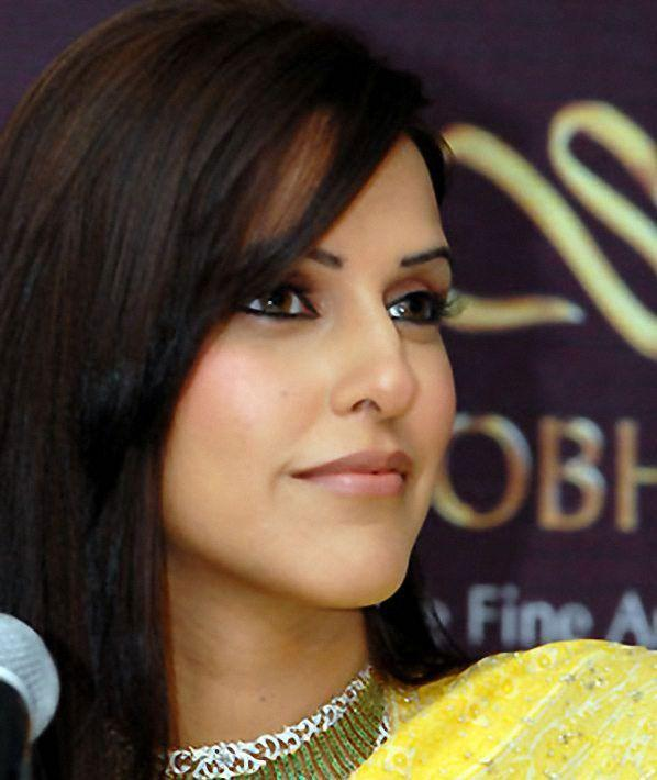 Neha Dhupia Sweet Smile Pic