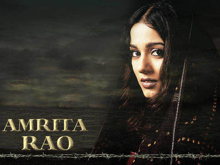Amrita Rao Sexy Look Wallpaper