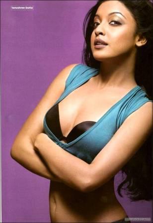 Sexclusive Tanushree Dutta Hottie Wallpaper