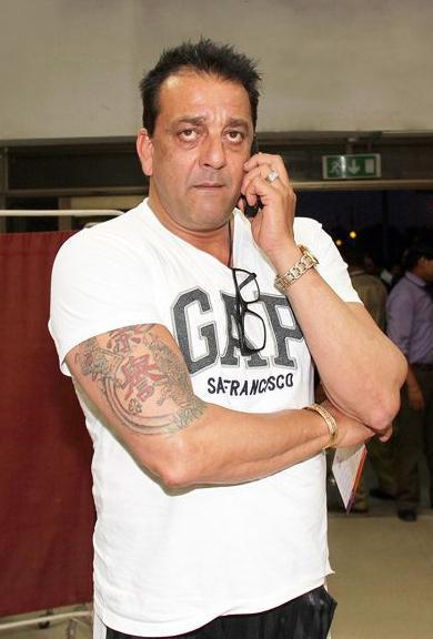 Sanjay Dutt Promote Department In Lucknow