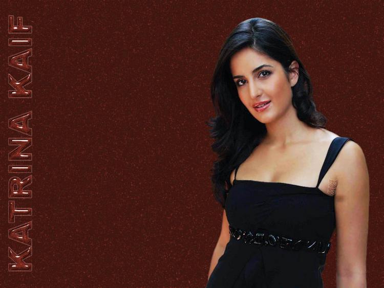 Katrina Kaif Nice Beauty Look Wallpaper
