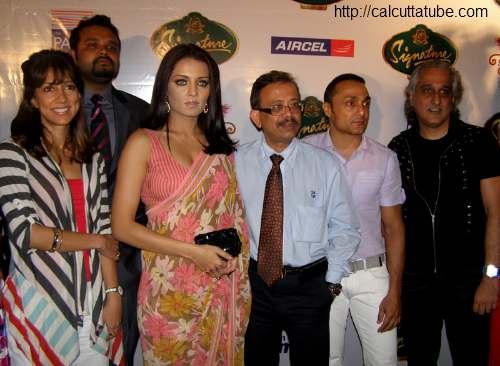 Celina Jaitley at Kolkata