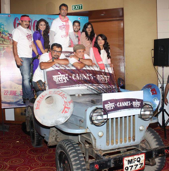 Gangs Of Wasseypur Movie Press Meet Images