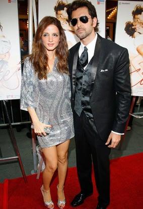 Hrithik Roshan and Suzanne Stylist Photo