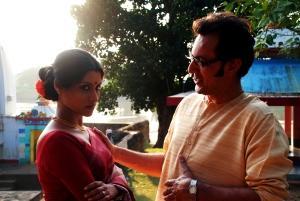 Konkona Sen Sharma Cute Acting Still
