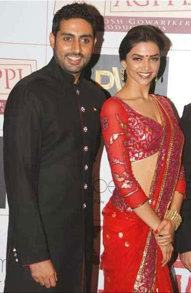 Abhishek and Deepika Gorgeous Photo