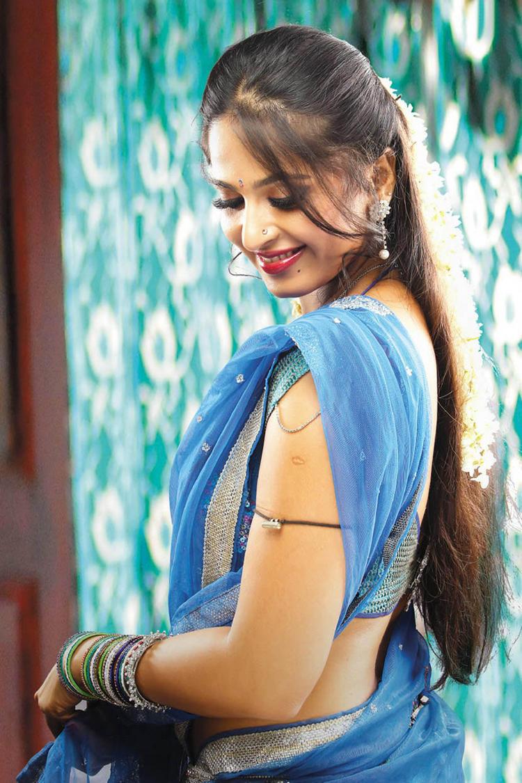 Anushka Shetty On Romantic Mode