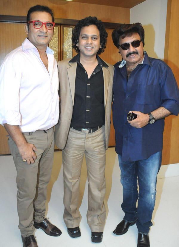 Abhijeet,Shravan at Viveck Shettyy Birthday Party