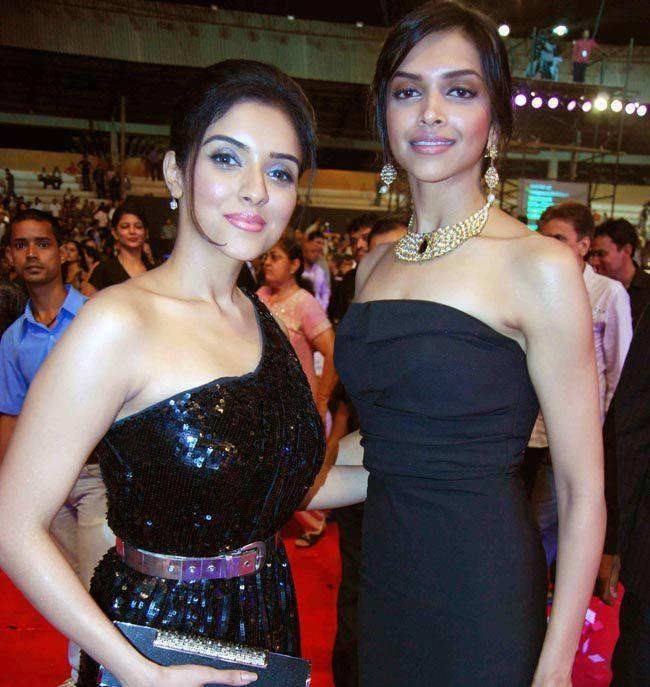 Asin and Deepika Padukone Sexy Look Photo Shoot