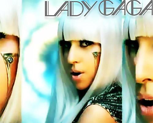 Lady Gaga Hot Sexy Look Still
