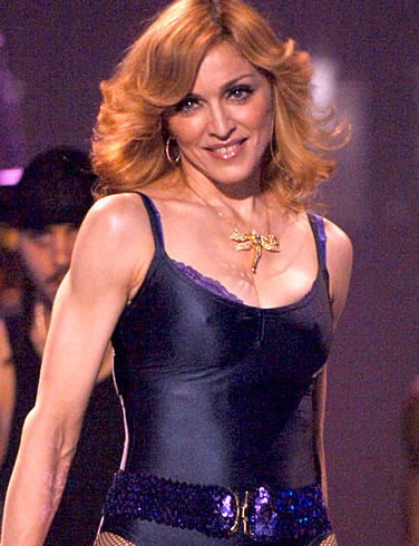 Madonna Looking Hot and Sexy