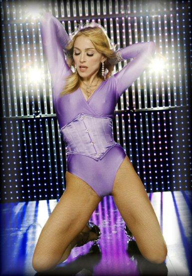 Madonna Sexy Pose Still