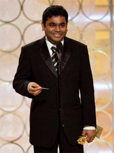 Oscar Winning Musician A R Rahman Pic
