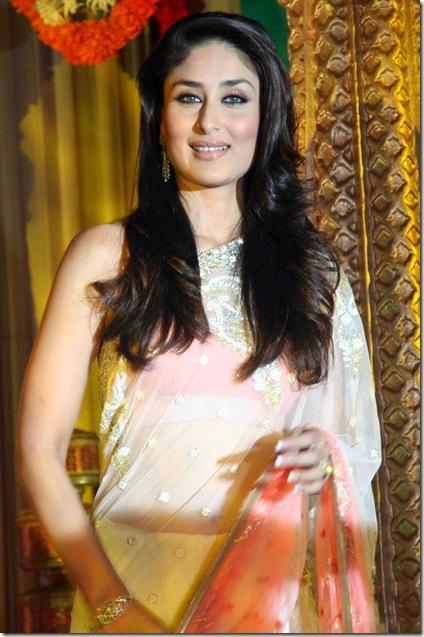 Kareena Kapoor Gorgeous Pic In Saree
