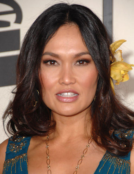 Tia Carrere Hot  Look Face Stills