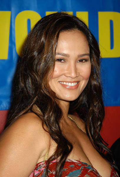 Tia Carrere Open Boobs Hot Pics