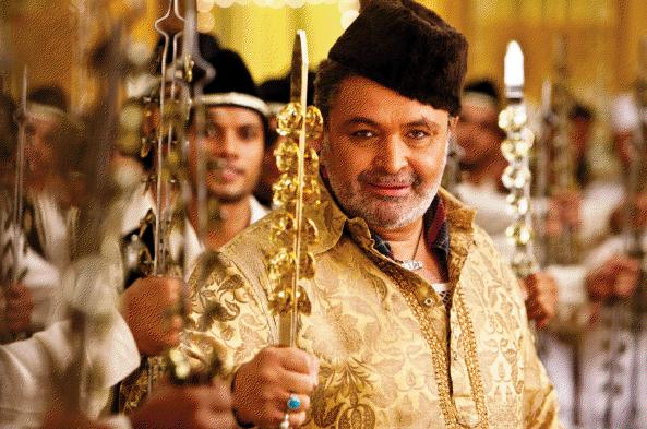 Rishi Kapoor Dancing Pose In Agneepath