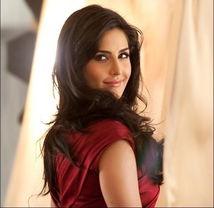 Katrina Kaif at Lux Ad