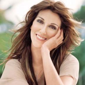 Celine Dion Sweet Smiling Pic