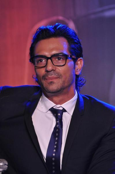 Arjun Rampal Snapped At The Launch Of Inkaar Calendar
