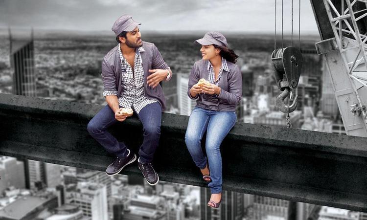 Sharwanand And Nithya Latest Photo Still From Movie Yemito Ee Maya